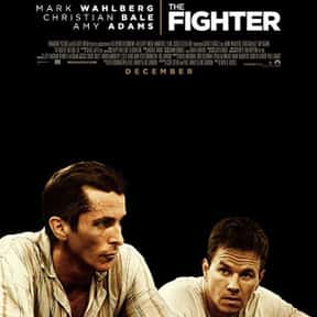 The Fighter is listed (or ranked) 16 on the list The Best Movies About Underdogs
