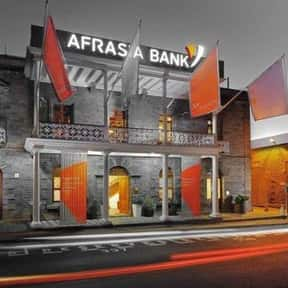 AfrAsia Bank Limited is listed (or ranked) 17 on the list List of Financial Services Companies