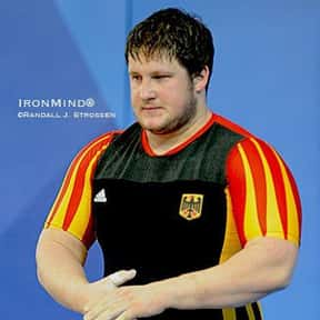 Matthias Steiner is listed (or ranked) 8 on the list The Best Olympic Athletes in Weightlifting