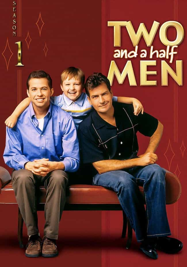 Two and a Half Men - Sea... is listed (or ranked) 2 on the list The Best Seasons of 'Two And A Half Men'