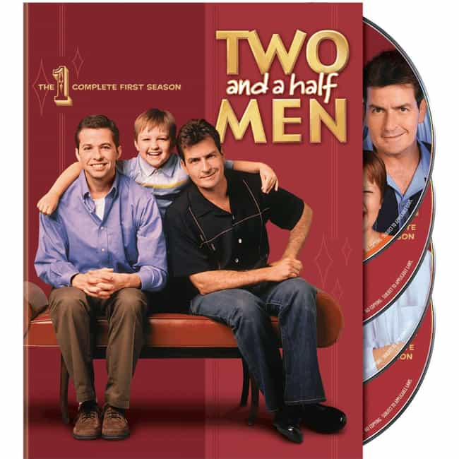 Two and a Half Men - Season 1 is listed (or ranked) 3 on the list The Best Seasons of Two And A Half Men