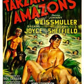 Tarzan and the Amazons is listed (or ranked) 24 on the list The Best Movies About Finding Lost Worlds
