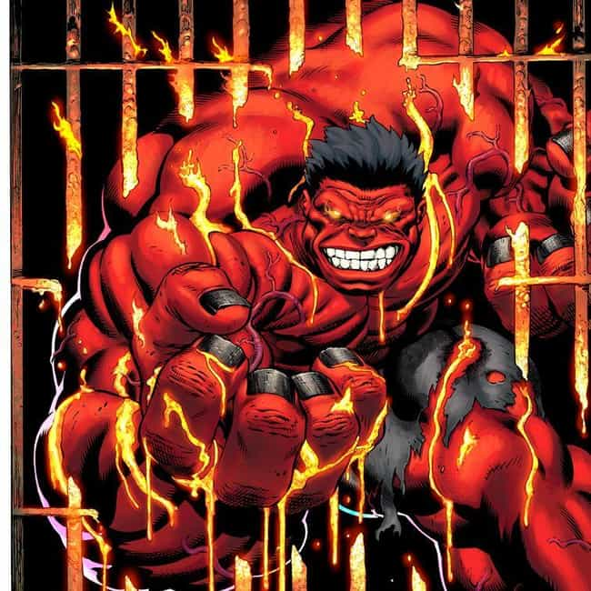 Red Hulk is listed (or ranked) 3 on the list 23 Terrifying Villains Who Haven't Shown Up In The MCU, But Could