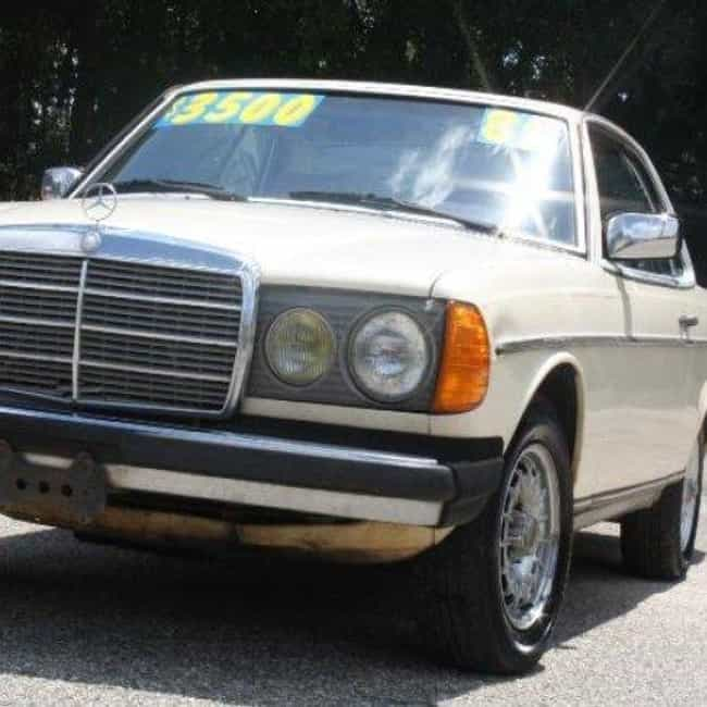 List Of Popular Mercedes Benz E Classs