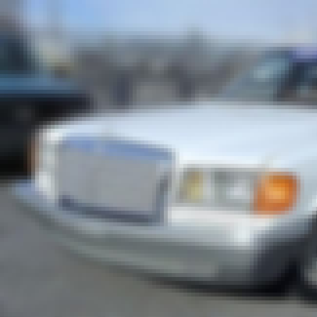 1985 Mercedes-Benz S-Class 500... is listed (or ranked) 4 on the list List of Popular Mercedes-Benz S-Classs
