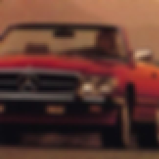 1986 Mercedes-Benz SL-Class is listed (or ranked) 3 on the list List of Popular Mercedes-Benz SL-Classs