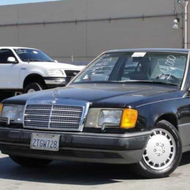 1990 Mercedes-Benz E-Cla... is listed (or ranked) 4 on the list List of 1990 Mercedes-Benzs