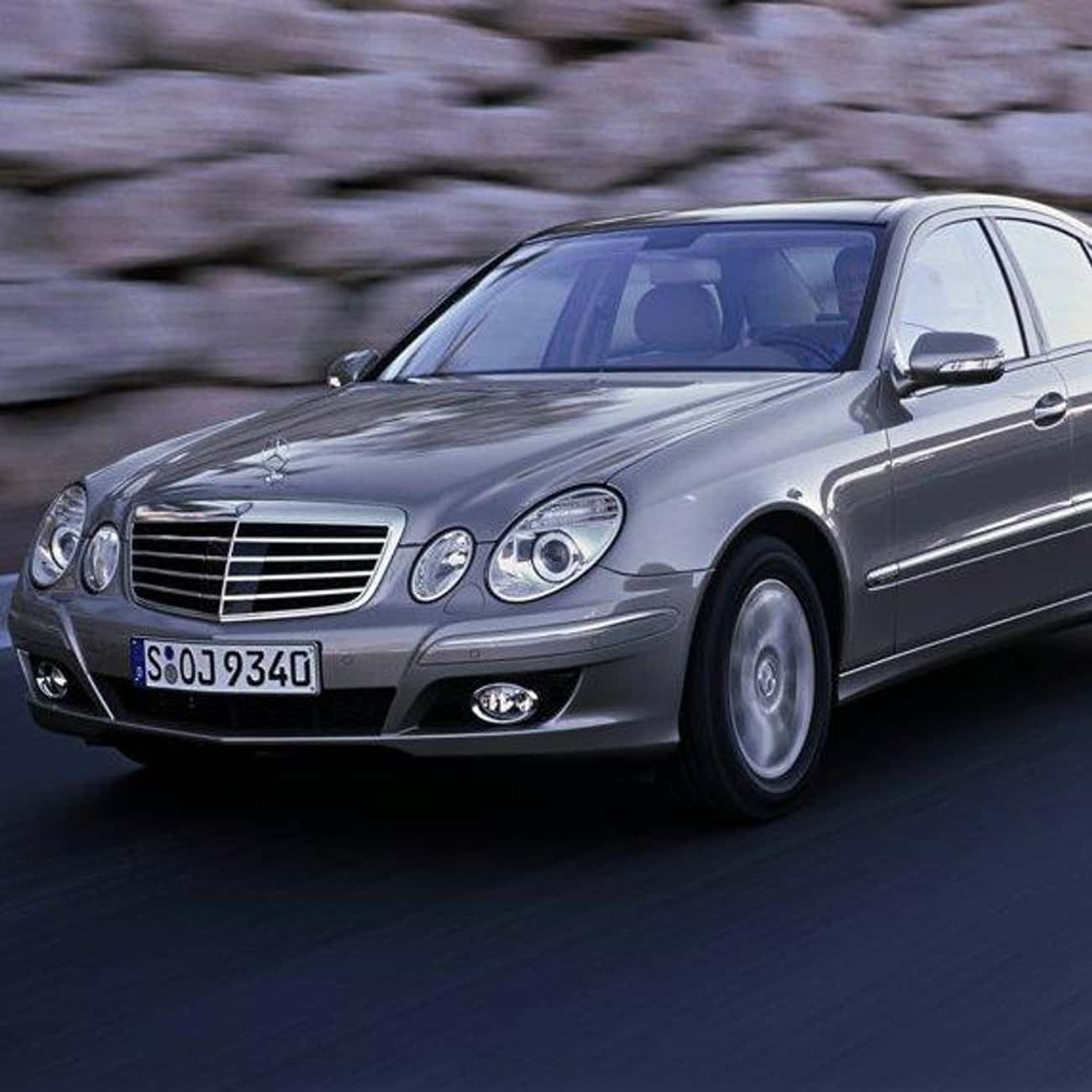 2006 Mercedes-Benz E-Class Wag is listed (or ranked) 3 on the list The Best Mercedes-Benz E-Classes of All Time