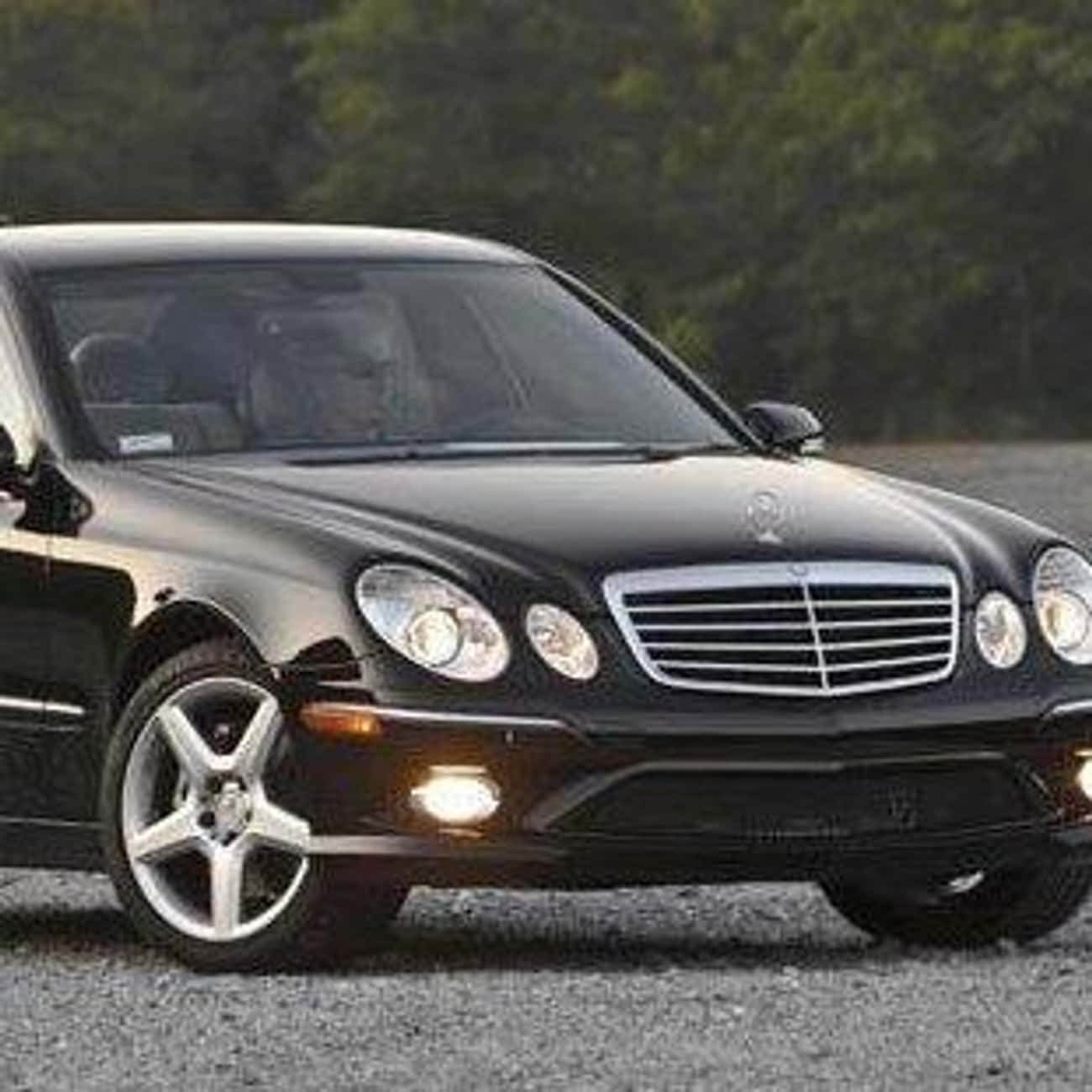 2009 Mercedes-Benz E-Class Sed is listed (or ranked) 2 on the list The Best Mercedes-Benz E-Classes of All Time