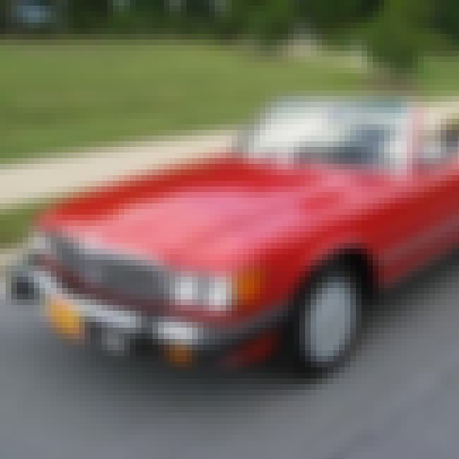 1987 Mercedes-Benz SL-Class is listed (or ranked) 4 on the list List of Popular Mercedes-Benz SL-Classs