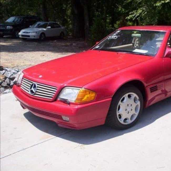 1994 Mercedes-Benz SL-Class SL... is listed (or ranked) 1 on the list List of Popular Mercedes-Benz SL320 Roadsters