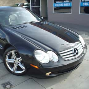 2004 Mercedes-Benz SL-Class SL is listed (or ranked) 7 on the list The Best Mercedes-Benz SL500 Roadsters of All Time