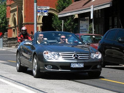 Random Best Mercedes-Benz SL-Classes