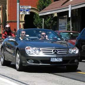 2007 Mercedes Benz SL-Class