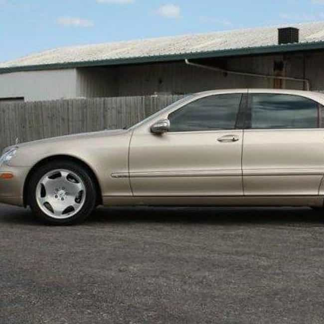 2004 Mercedes-Benz S-Cla... is listed (or ranked) 4 on the list The Best Mercedes-Benz S-Classes of All Time