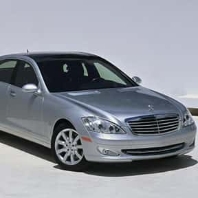 2008 Mercedes-Benz S-Class is listed (or ranked) 1 on the list The Best Sedans of All Time