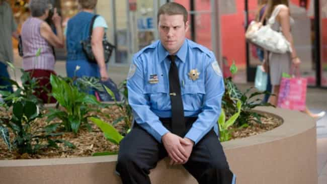 Observe and Report is listed (or ranked) 4 on the list Pretty Good Movies On Netflix That Are Under 97 Minutes Long