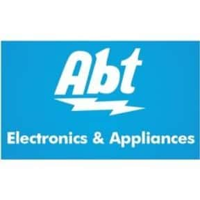 Abt Electronics is listed (or ranked) 13 on the list List of Retail Companies