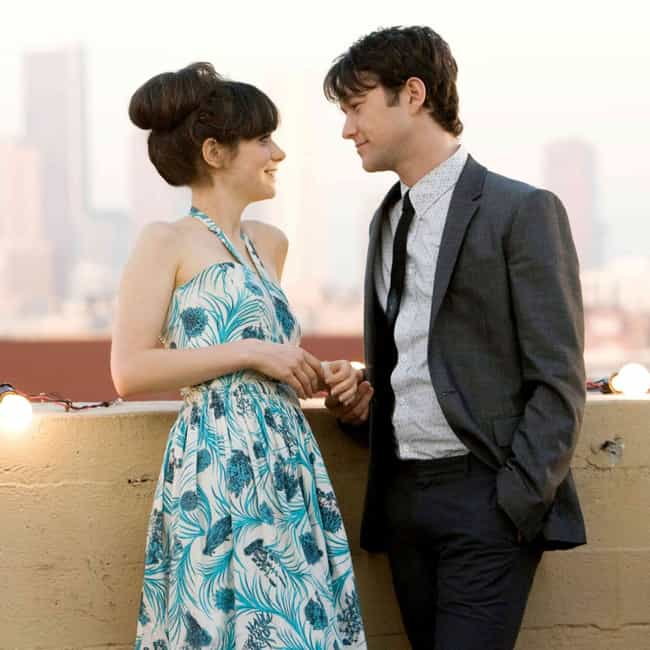(500) Days of Summer is listed (or ranked) 4 on the list The Best Movies Where the Guy Doesn't Get the Girl