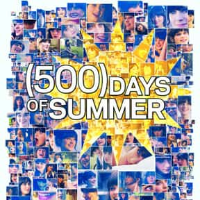(500) Days of Summer is listed (or ranked) 21 on the list The Best Movies of 2009