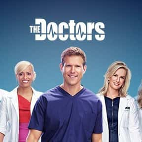 The Doctors is listed (or ranked) 20 on the list The Best Medical TV Shows Airing Now