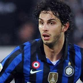 Andrea Ranocchia is listed (or ranked) 23 on the list Famous People Named Andrea