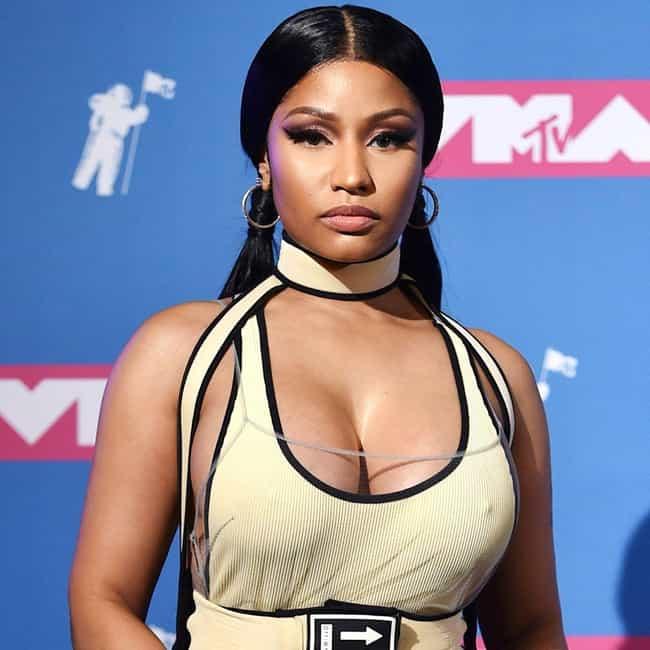Nicki Minaj is listed (or ranked) 1 on the list 29 Rappers Who Are Sagittarius
