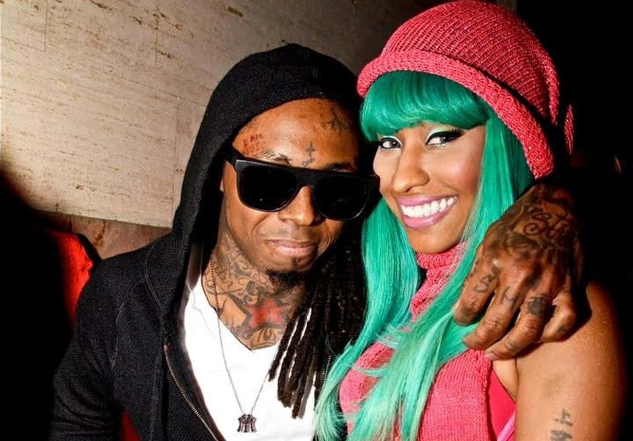 Nicki Minaj is listed (or ranked) 4 on the list Famous Friends of Lil Wayne