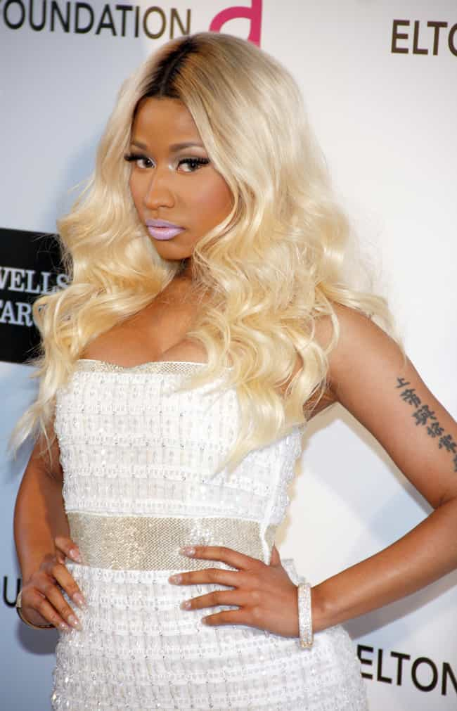 Nicki Minaj is listed (or ranked) 3 on the list 50 Famous Celebrities of Caribbean Descent