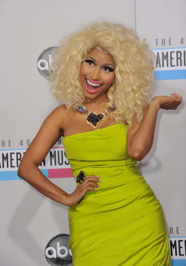 nicki minaj recording artists and groups photo u157?w=650&q=60&fm=jpg - Découvrez les membres Illuminati célèbres