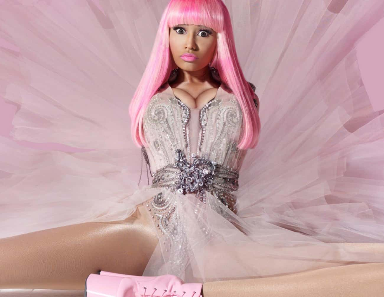 Nicki Minaj is listed (or ranked) 2 on the list 30+ Famous People of Indian Descent