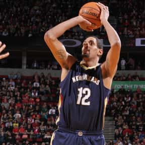 Alexis Ajinça is listed (or ranked) 16 on the list The Best New Orleans Pelicans Centers of All Time