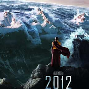 2012 is listed (or ranked) 9 on the list The Greatest Disaster Movies of All Time