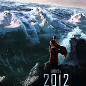 2012 is listed (or ranked) 3 on the list The Best 2000s Disaster Movies