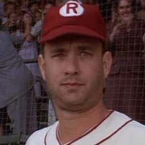 Jimmy Dugan is listed (or ranked) 8 on the list The Greatest Characters Played by Tom Hanks, Ranked