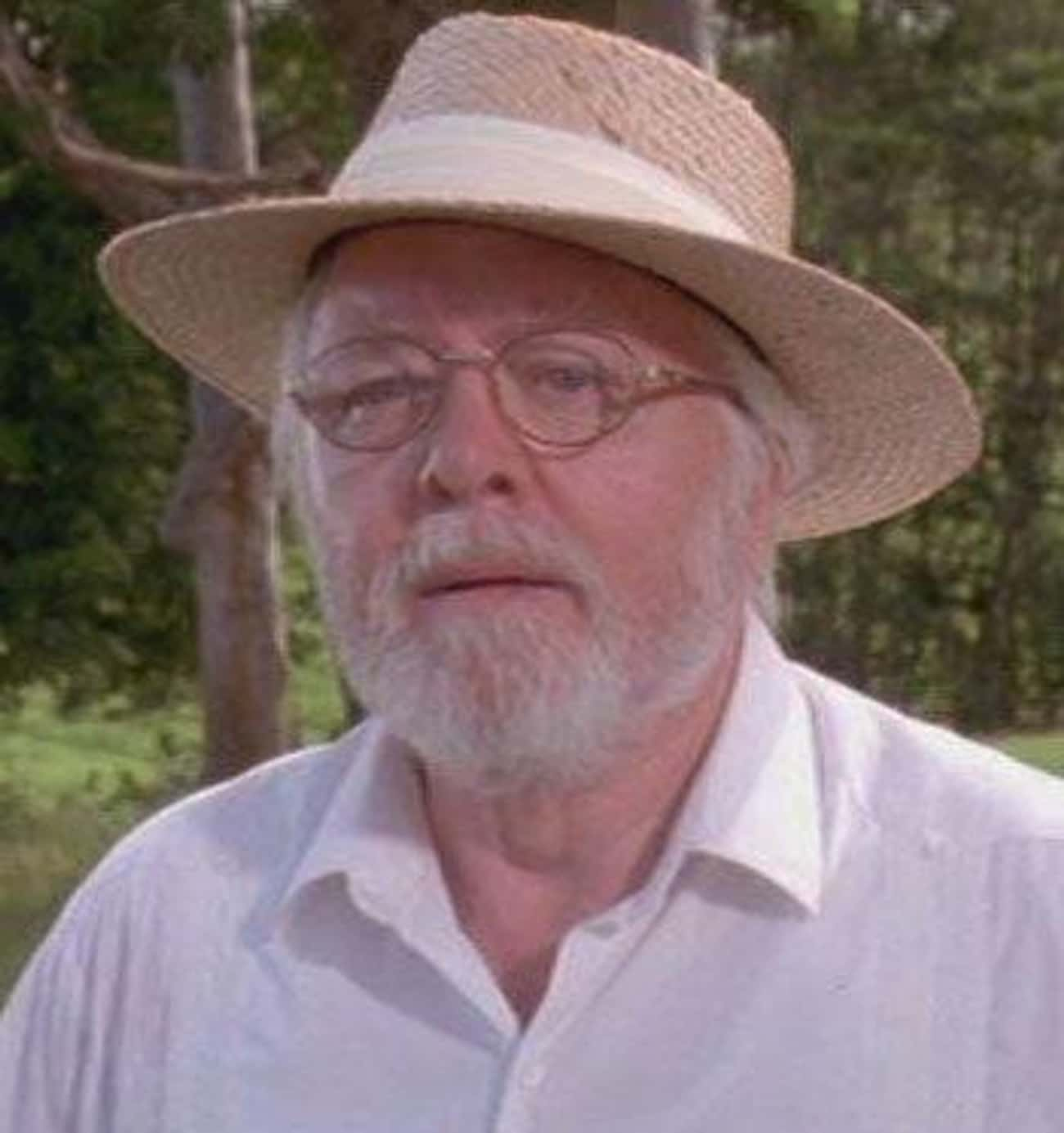 John Hammond In Jurassic Park is listed (or ranked) 3 on the list Sean Connery Nearly Played All Of Your Favorite Movie Characters