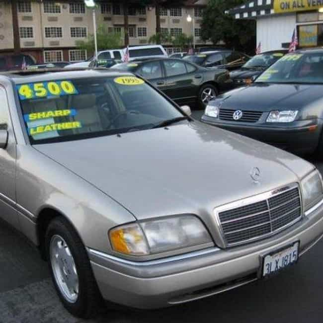 1995 Mercedes-Benz C-Class C28... is listed (or ranked) 2 on the list List of Popular Mercedes-Benz C280 Sedans