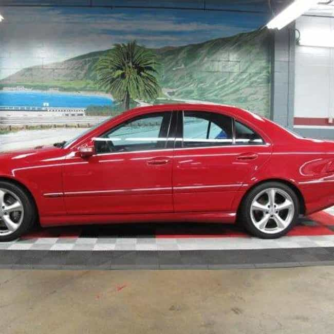 2005 Mercedes-Benz C-Class C23... is listed (or ranked) 3 on the list The Best Mercedes-Benz C-Classes of All Time