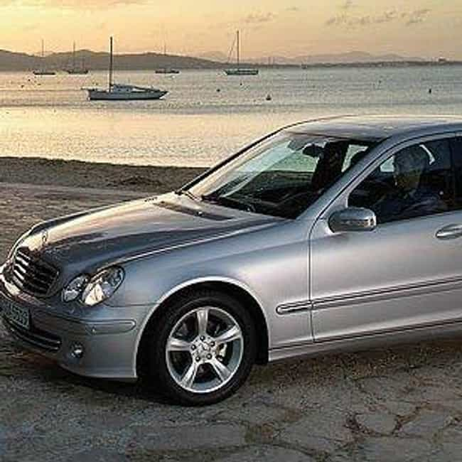 2006 Mercedes-Benz C-Class C23... is listed (or ranked) 2 on the list The Best Mercedes-Benz C-Classes of All Time