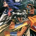 Hakugei: Legend of the Moby Di... is listed (or ranked) 12 on the list The Best Anime Like Outlaw Star