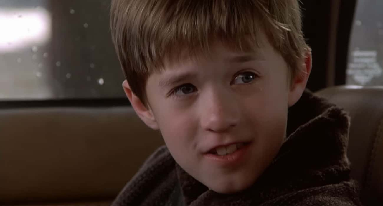 Haley Joel Osment Wasn't What Shyamalan Had In Mind, Until His 'Magical' Audition