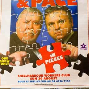 Hale & Pace is listed (or ranked) 13 on the list The Best Sketch Comedy Groups
