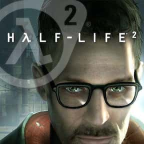 Half-Life 2 is listed (or ranked) 2 on the list The Best Science Fiction Games of All Time