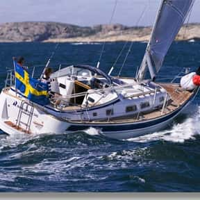 Hallberg-Rassy is listed (or ranked) 1 on the list The Best Sailboat Brands