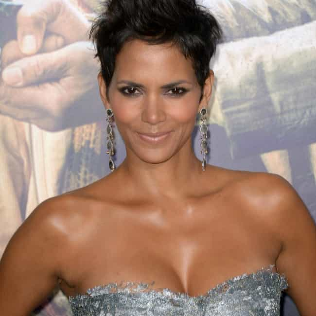 Halle Berry is listed (or ranked) 1 on the list Celebrities from Abusive Families