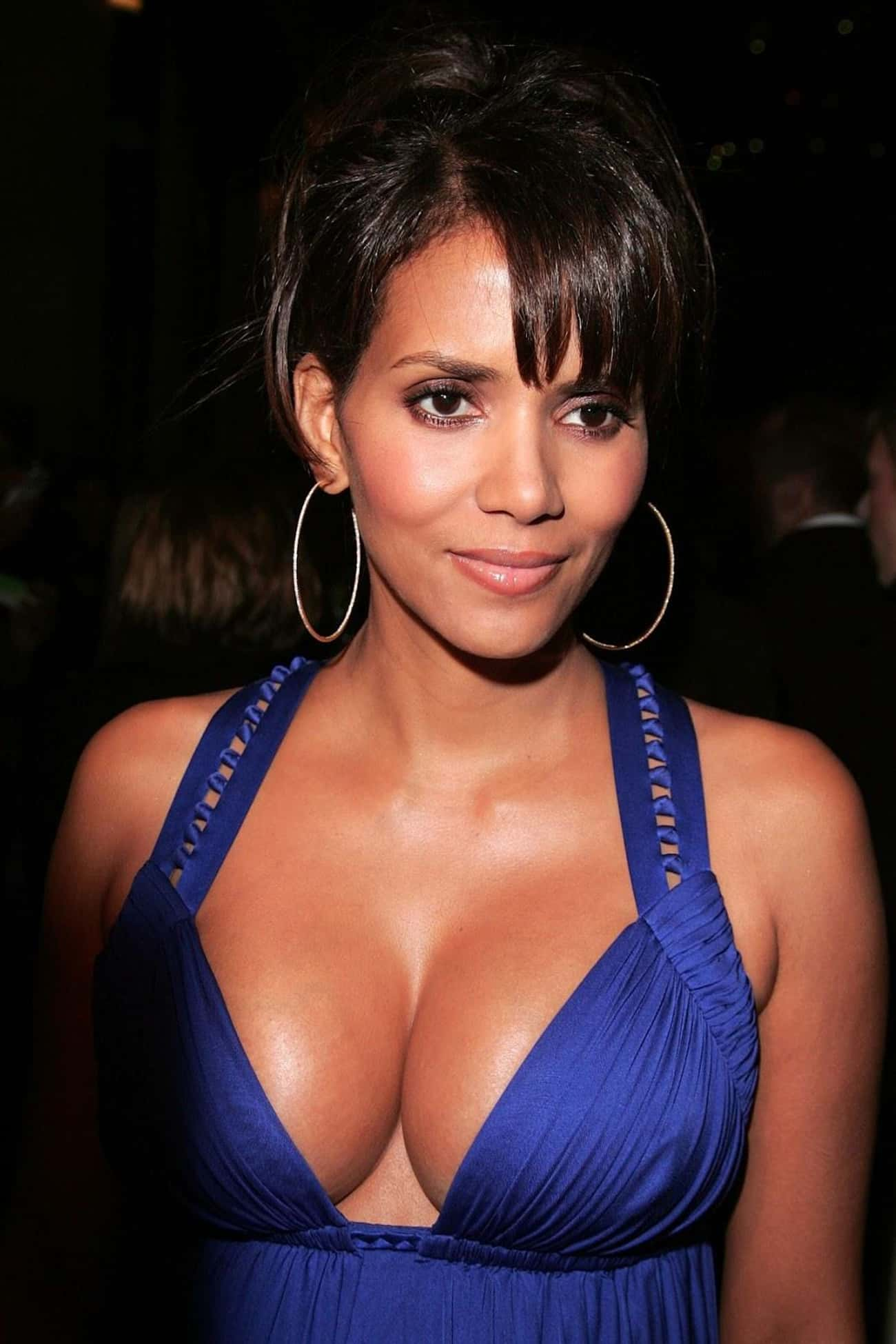 Halle Berry is listed (or ranked) 4 on the list Celebrities with Fake Boobs