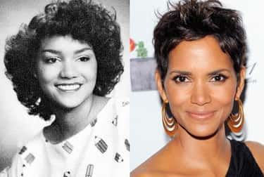 Halle Berry is listed (or ranked) 1 on the list 26 Celebrities Who Were Class President