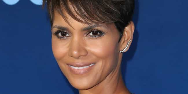 Halle Berry is listed (or ranked) 1 on the list 7 Celebrities Who Are Allergic to Shellfish