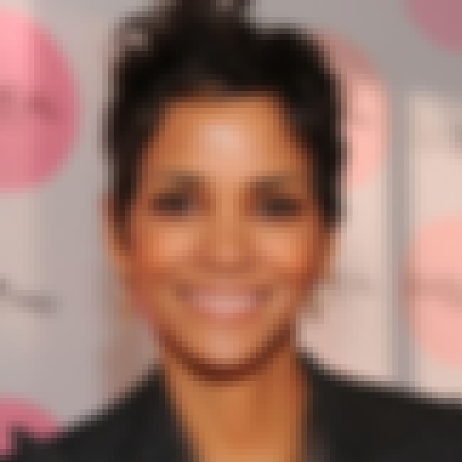 Halle Berry is listed (or ranked) 6 on the list The Hottest Women with Short Hair