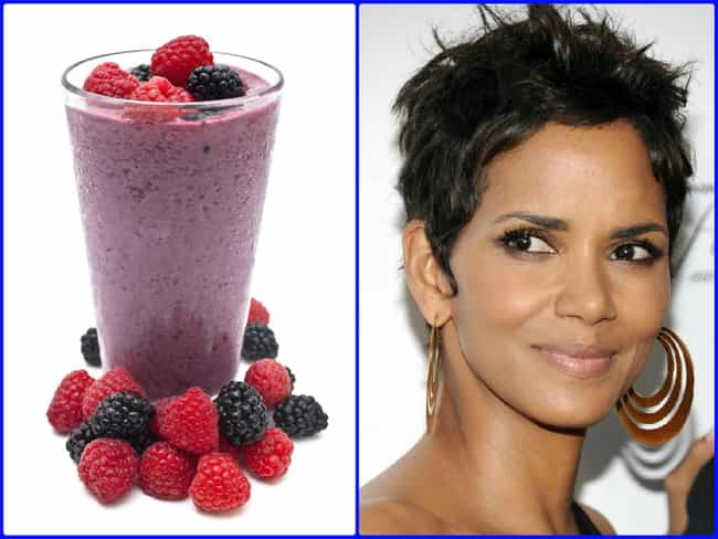 Halle Berry is listed (or ranked) 4 on the list 30+ Celebrities Whose Names Are Food